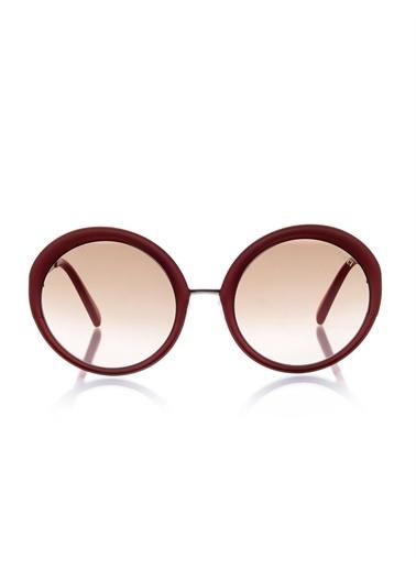 Emilio Pucci  Ep 0038 73K Kadın Güneş Gözlüğü Kahve
